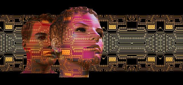 digitalizace a tváře