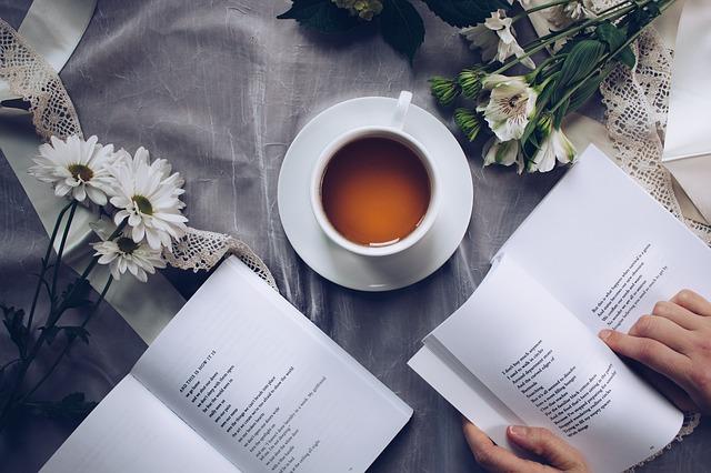 poezie u čaje