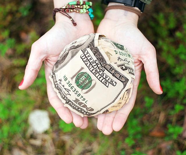 darování