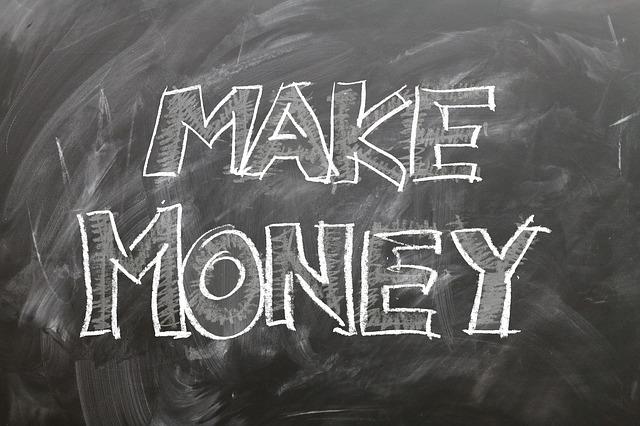 vydělávání peněz