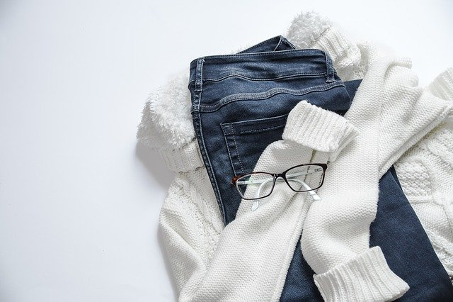 kvalitní svetr