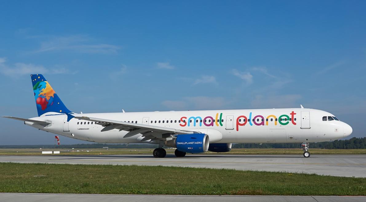připravené letadlo